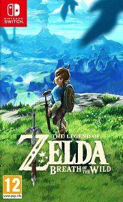 Información De Juegos : he Legend of Zelda: Breath of the Wild