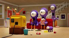 Johnny Express Short film, 3d, CGI, Animated Short