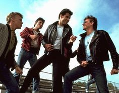 Image result for Grease (1978) + jeans