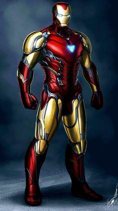 Iron Heart Marvel, Iron Man Avengers, Marvel Films, Marvel Characters, Marvel Comics, Iron Man Fan Art, New Iron Man, Iron Man Photos, Iron Man Hd Wallpaper