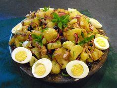 Toqués2cuisine Orientale - Blog cuisine: Salade de pommes de terre