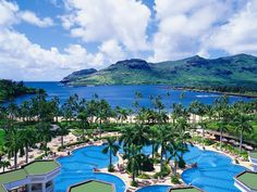 Planning our next trip here!!          Kauai Marriott Resort: Hawaii Resorts