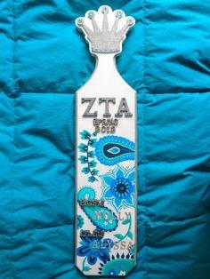 #sorority #paddles #zeta #tau #alpha #big #little #greek #life #greeklife  http://somethinggreek.com/shop/shopdisplayproducts.asp?id=165=Fraternity+%26+Sorority+Paddles