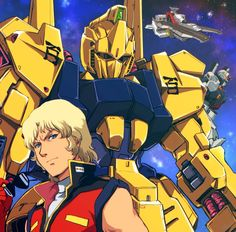 GUNDAM GUY: Awesome Gundam Digital Artworks [Updated 1/13/16]
