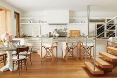 Pamela Anderson's Malibu House in Coastal Living