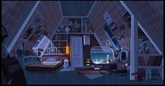 environment night anime background scenery animation concept cartoon drawing backgrounds boy male dipper winter bedroom episode tentacles casa got jamie