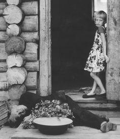 Шедевры советской фотографии, Игорь Гневашев «Воскресение», 1965