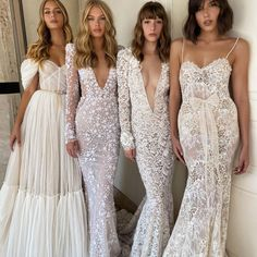 Fancy feelings #Berta #vakkowedding #bridal Fancy Wedding Dresses, Designer Wedding Dresses, Bridal Dresses, Wedding Gowns, Lace Wedding, Bridesmaid Robes, Mermaid Dresses, Glamour, The Dress
