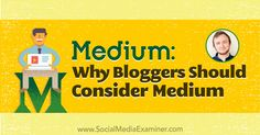 Have you considered publishing your blog posts on Medium?Read more:https://buff.ly/2jgFGNQ #business #Blog #Publish