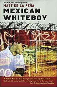 matt de la peña: mexican whiteboy