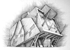 ручная подача архитектурного проекта - Поиск в Google