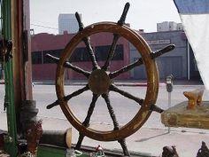 Ship Wheels - Nautical Antique