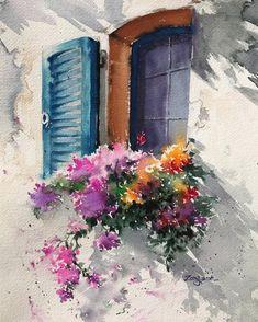 WC window