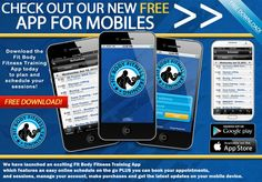 Check out our new app for your mobile device..