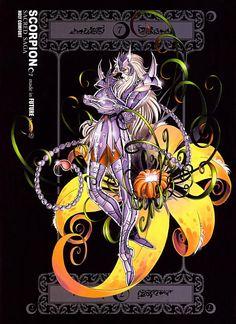 Recordemos Sacred Saga los geniales Artbooks basados en Saint Seiya 88 0