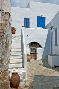 All things Hellenic ~ Ο Τόπος μας  House in the island of Tinos