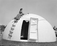 1950 ... ping pong house