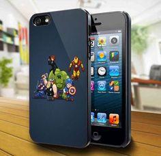 Superhero Animations iPhone 5 Case | kogadvertising - Accessories on ArtFire