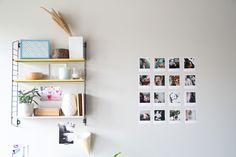 Decorate with polaroids - Instagram en mode pola - petit-em