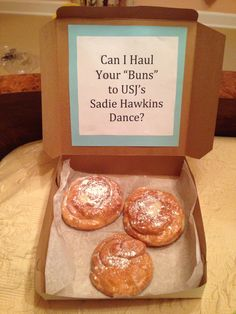 How to ask a guy to a Sadie Hawkins dance