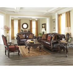 Update your home with one of the beautiful and affordable living room sets from Coleman Furniture. You'll always get free home delivery when you order from us. Living Room Decor Brown Couch, Living Room Sets, Living Room Interior, Home Interior Design, Living Room Furniture, Living Room Designs, Home Furniture, Furniture Sets, Furniture Upholstery