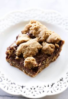 These Nutella Oatmeal Cookie Bars are chewy, gooey and absolutely amazing! They are a perfect easy dessert that is a hit with all who try it! The oatmeal cookie base and topping pair perfectly with the Nutella layer. I am in the final stretch of remaining weeks until baby gets here. I do not want …