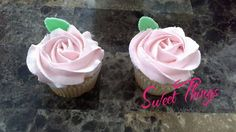 Rose cupcakes   sweetthingsbywendy.ca Cupcakes, Rose, Sweet, Desserts, Candy, Tailgate Desserts, Pink, Deserts, Cupcake