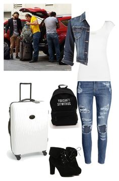 """Showing up to work with roman Seth and Dean"" by wannabebeckylynch ❤ liked on Polyvore featuring H&M, BCBGMAXAZRIA, maurices, TURNOVER and Longchamp"