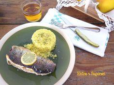 Qué combinación de ingredientes tan exquisita. No dudes en probar esta maravilla de plato que comparten desde el blog ENTRE 3 FOGONES.