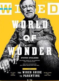 Wired, Steven Spielberg