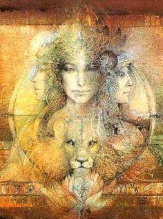 Susan Sedon Boulet - Cougar Woman