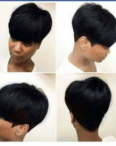 Free shipping 27 pieces short hair weave with free closure 27 blue bangs via black hair information pmusecretfo Image collections