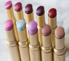 Too Faced La Creme Color Drenched Lipstick New Releases #toofaced