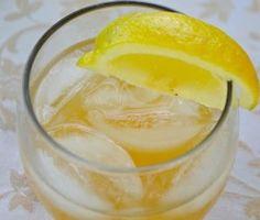 feijoa and apple fix - fun cocktail using feijoa vodka Vanilla Cream, Ice Cream, Sausage Rolls, Fun Cocktails, Pavlova, Recipe Using, Grapefruit, Roast, Keto
