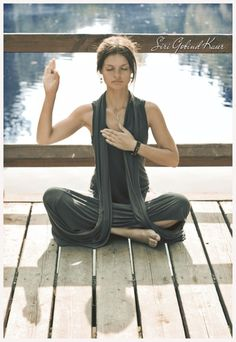 I don't know what this pose is called or of its benefits, but just try it...right now - for 3 breaths - it feels good!