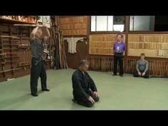 ▶ Ninja Godan Test (5th Degree Black Belt) Grandmaster Masaaki Hatsumi Sensei Bujinkan Ninjutsu - YouTube