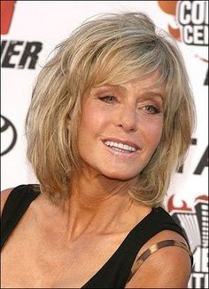 Farrah Fawcett Rehospitalized with Anal Cancer