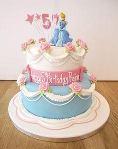 cinderella birthday cake - Google Search