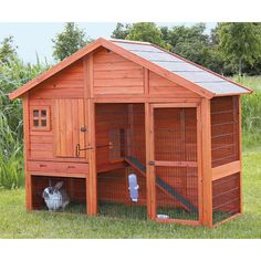 Bunny house. Oh my we might need this if our bunny gets much bigger