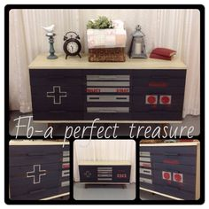 https://www.facebook.com/pages/A-Perfect-Treasure/485262678174651. I created this dresser by using annie Sloan paint. Check out my Facebook page at 'A Perfect Treasure' my name is Tamara carpenter and I'm in Vacaville California I love to refinish furniture