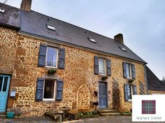 Village House for sale in Pays de la Loire, Mayenne (53), Ambrières-les-Vallées | French-Property.com Dream Properties, French Property, Bedroom With Ensuite, Village Houses, Beach Town, Entrance Hall, Second Floor, Ground Floor, Terrace