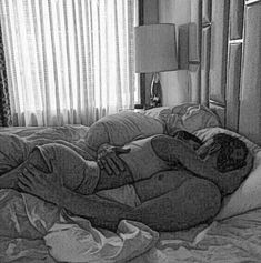 to be covered in you would be amazing and to wake up like this is all I've ever dreamed with you