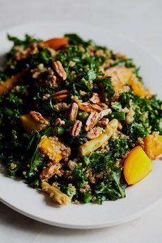 Malta food  (362)  #malta #recipes #food   Malta Food  Доступ к нашему сайту намного больше информации   #ማልታ #weightloss #travel #մալթա #diet #مالٹا #placestoknow Malta Food, Beet Salad, Spinach Salad, Roasted Beets, Toasted Pecans, How To Cook Quinoa, Green Beans, Salad Recipes, Clean Eating