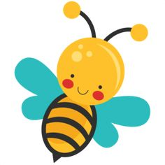 {Daily FREE Cut File} Bee - Available for FREE today only, June 28