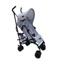 New England Patriots Gray Umbrella Stroller, http://www.amazon.com/dp/B00DKCQCDY/ref=cm_sw_r_pi_awdm_1dUowb136PWBY