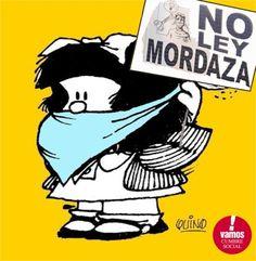 No ley Mordaza