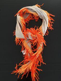 Issey Miyake pleats please shawl  Vintage Issey Miyake colrful  geomtric shawl  pleated  statement shawl scarf by NUKOBRANDS on Etsy https://www.etsy.com/listing/264199118/issey-miyake-pleats-please-shawl-vintage