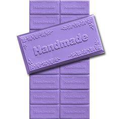 Milky Way Molds - Tray-(Lg) Handmade Soap Mold, $14.95 (http://www.milkywaymolds.com/tray-lg-handmade-soap-mold/)