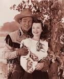 """Roy Rogers & Dale Evans----""""Happy trails to you!"""""""
