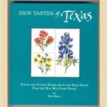 Tales & Tastes of Texas Low-Fat Cookbook Peg Hein Signed